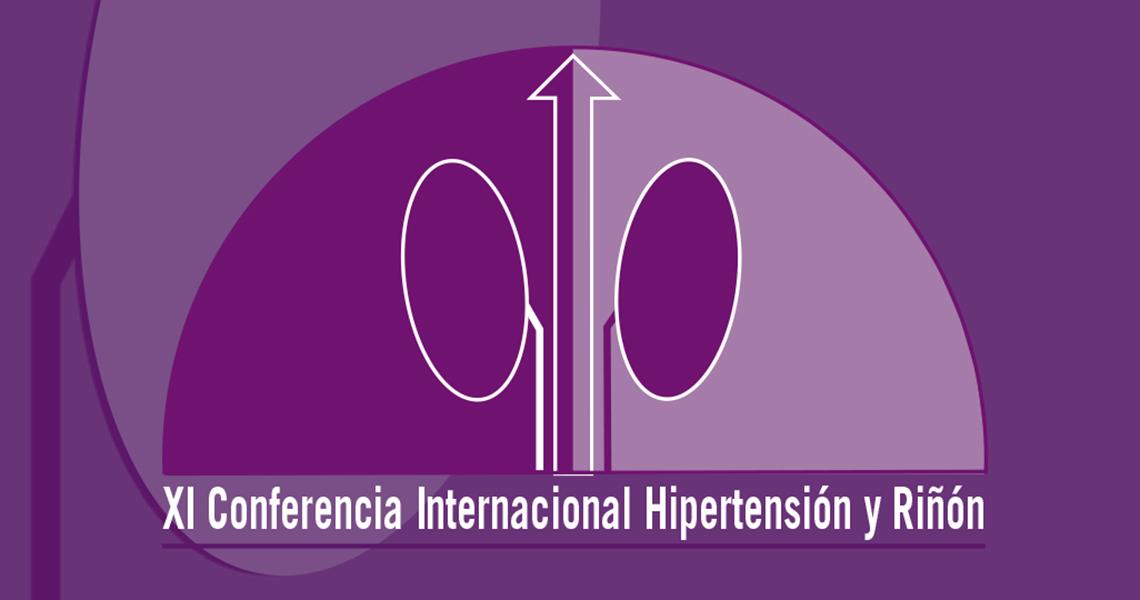 XI Conferencia nternacional Hipertensión y Riñón