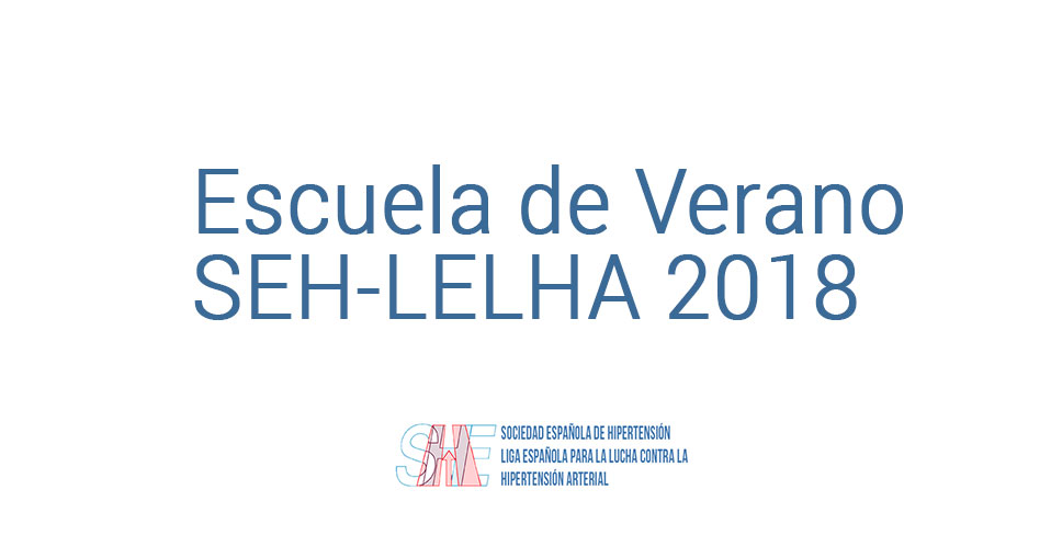 Escuela de Verano SEH-LELHA 2018