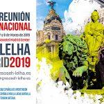 24ª Reunión Nacional SEH-LELHA Madrid 2019